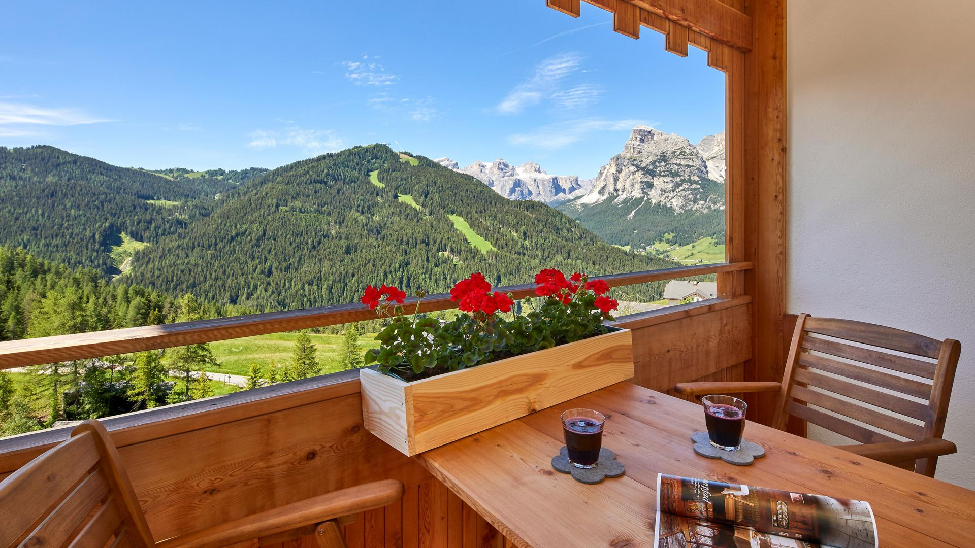 Apartments La Morinara in San Cassiano
